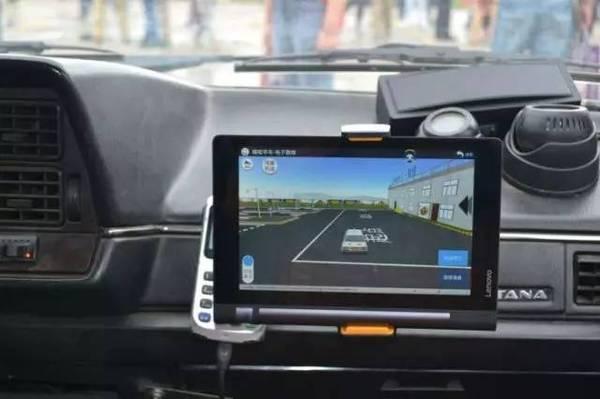 驾考设备中机器人教练的功能特点